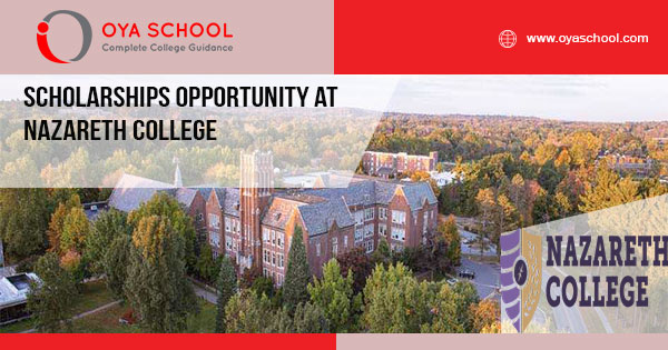 Scholarships Opportunity at Nazareth College