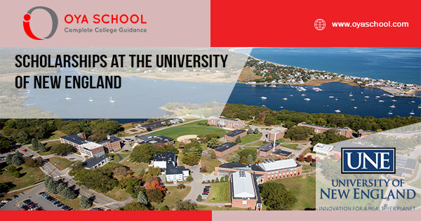 Scholarships at the University of New England