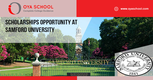 Scholarships Opportunity at Samford University