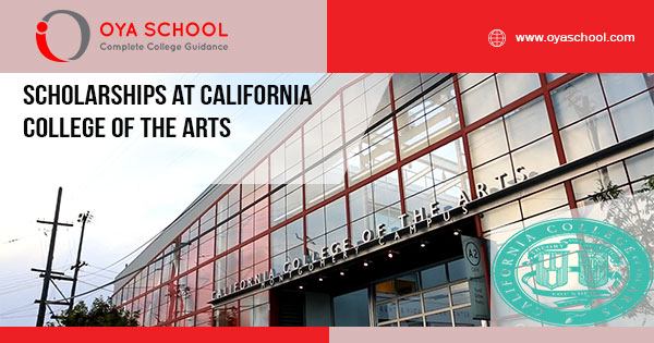 Scholarships at California College of the Arts