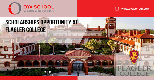 Scholarships Opportunity at Flagler College