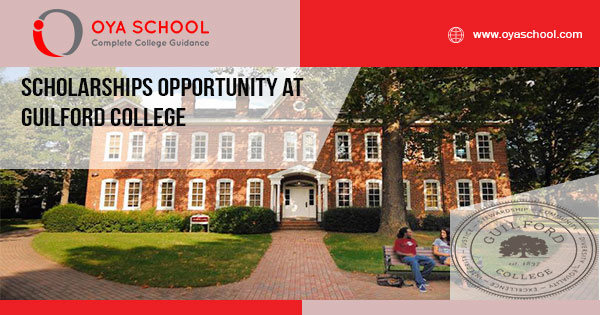 Scholarships Opportunity at Guilford College