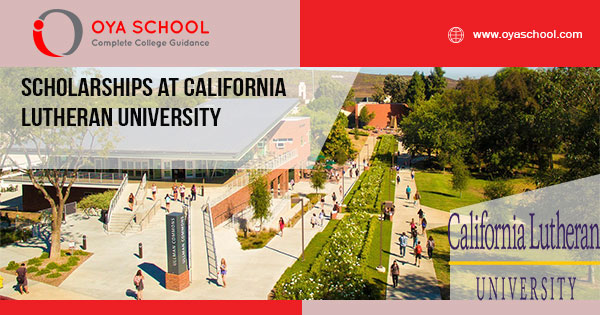 Scholarships at California Lutheran University