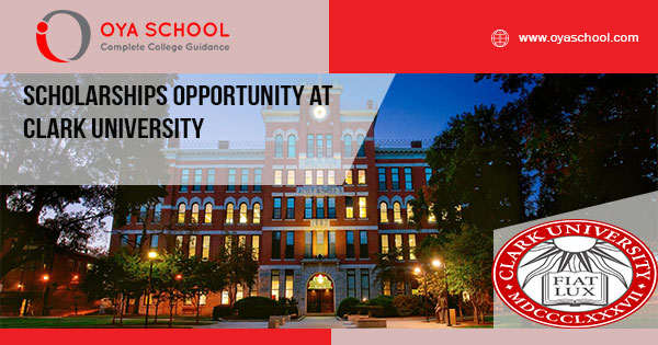 Scholarships Opportunity at Clark University