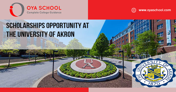 Scholarships Opportunity at University of Akron