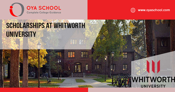 Scholarships at Whitworth University