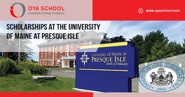 Scholarships at the University of Maine at Presque Isle