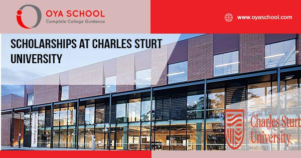 Scholarships at Charles Sturt University