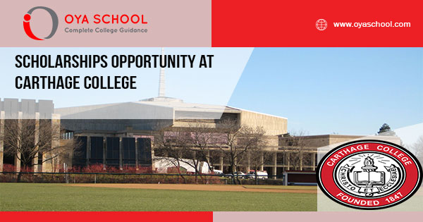 Scholarships Opportunity at Carthage College