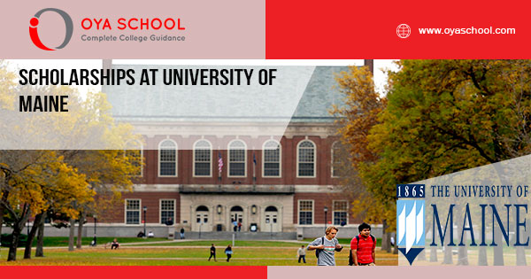 Scholarships at University of Maine