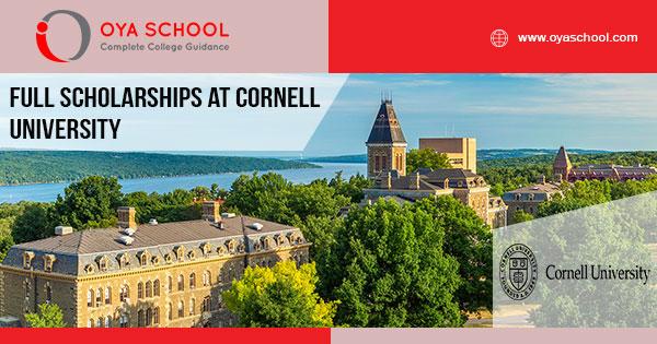 Full Scholarships at Cornell University
