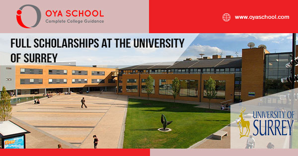 Full Scholarships at the University of Surrey