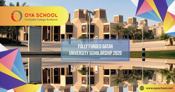 Fully Funded Qatar University Scholarship
