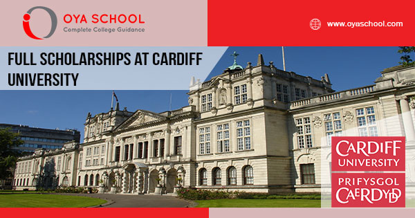Full Scholarships at Cardiff University