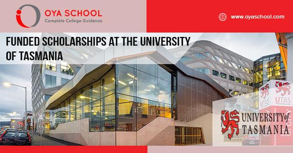 Funded Scholarships at the University of Tasmania