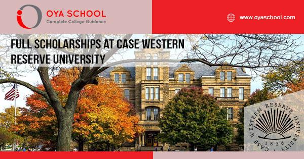 Full Scholarships at Case Western Reserve University