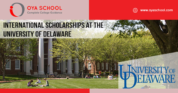 International Scholarships at the University of Delaware