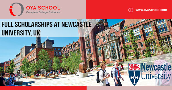 Full Scholarships at Newcastle University UK
