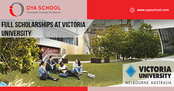 Full Scholarships at Victoria University