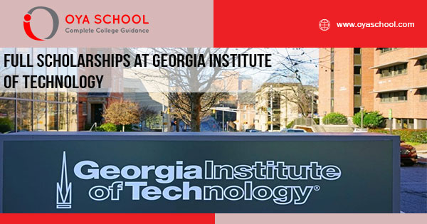 Full Scholarships at Georgia Institute of Technology