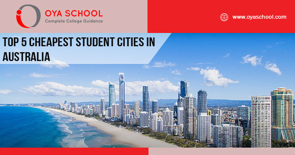 Top 5 Cheapest Student Cities in Australia