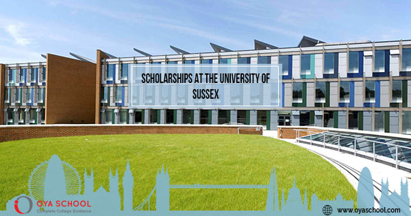 Scholarships at the University of Sussex