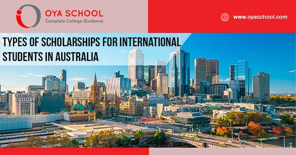 Types of Scholarships for International Students in Australia