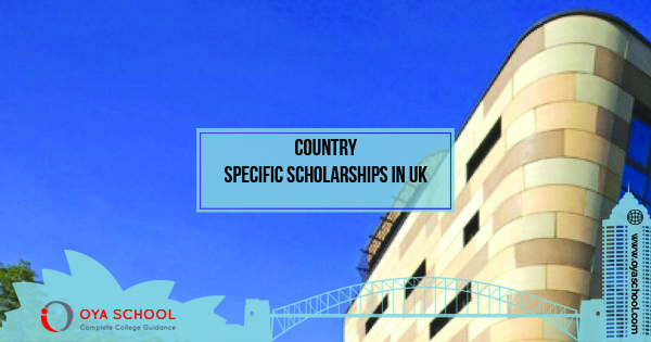 Country Specific Scholarships in UK