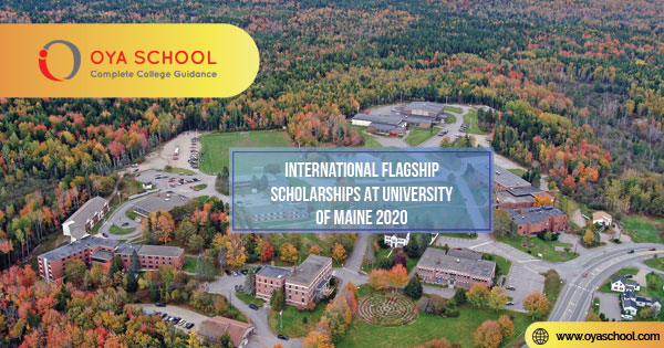 International Flagship Scholarships At University of Maine 2020