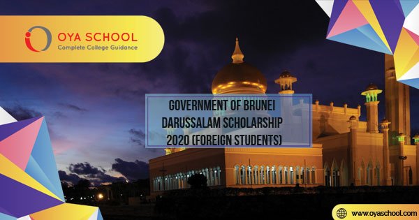 Government of Brunei Darussalam Scholarship 2020
