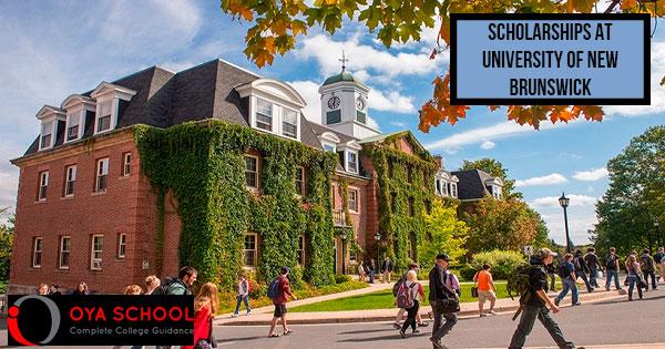 Scholarships in Canada at University of Brunswick