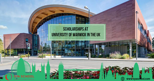 Scholarships at University of Warwick in the UK