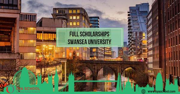 Full Scholarships Swansea University