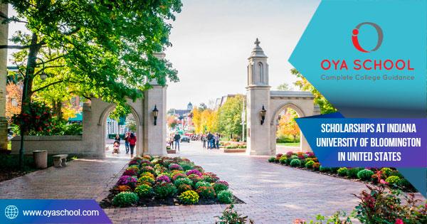 Scholarships at Indiana University of Bloomington