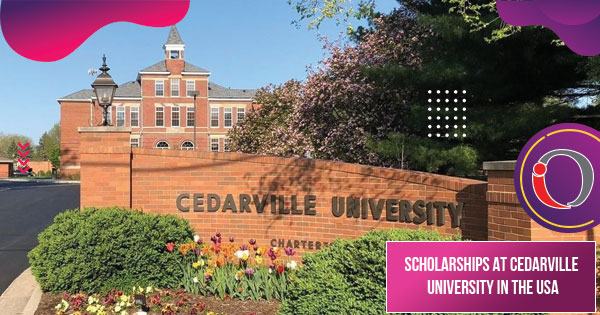 Scholarships at Cedarville University in the USA