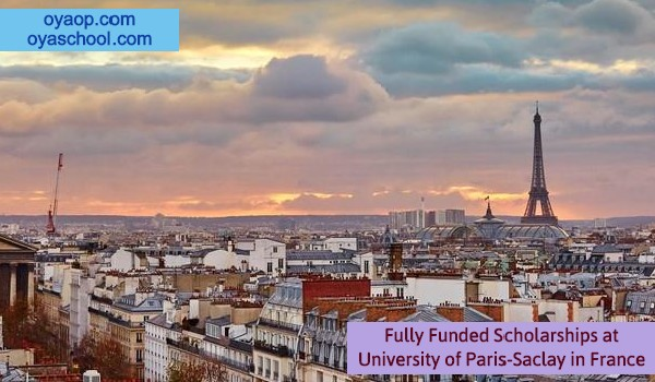 Fully Funded Scholarships in France 2020