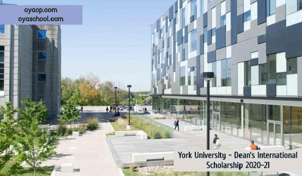Scholarships at the University of York