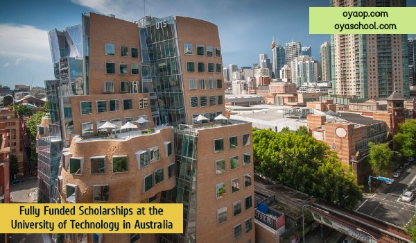 Fully Funded Scholarships at the University of Technology in Australia