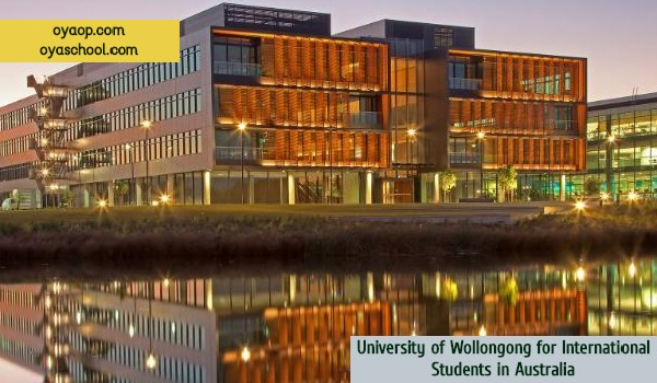 University of Wollongong for International Students in Australia