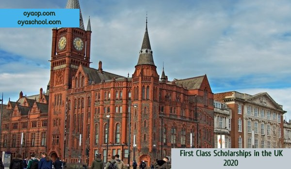 First Class Scholarships in the UK
