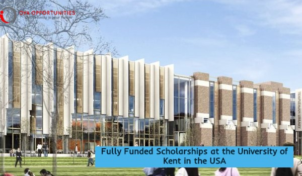 Fully Funded Scholarships at the University of Kent in the USA