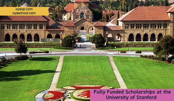 Fully Funded Scholarships at the University of Stanford