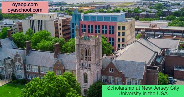 Scholarship at New Jersey City University in the USA