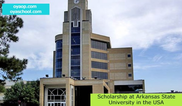 Scholarship at Arkansas State University in the USA