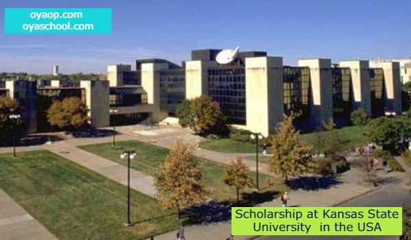 Scholarship at Kansas State University in the USA