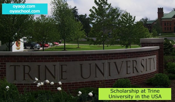 Scholarship at Trine University in the USA
