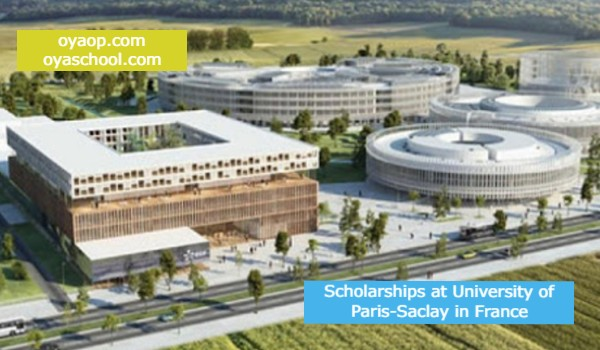 Scholarships at University of Paris-Saclay in France