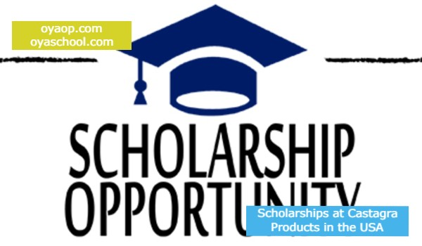 Scholarships at Castagra Products in the USA