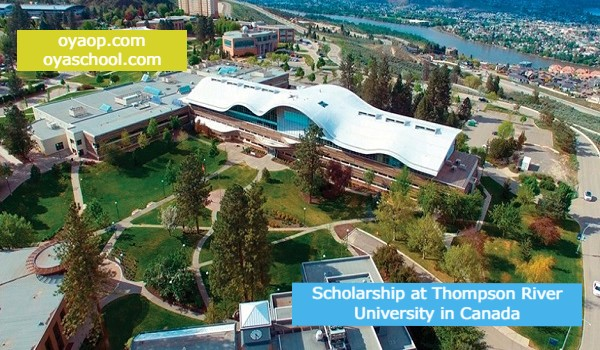 Scholarship at Thompson River University in Canada