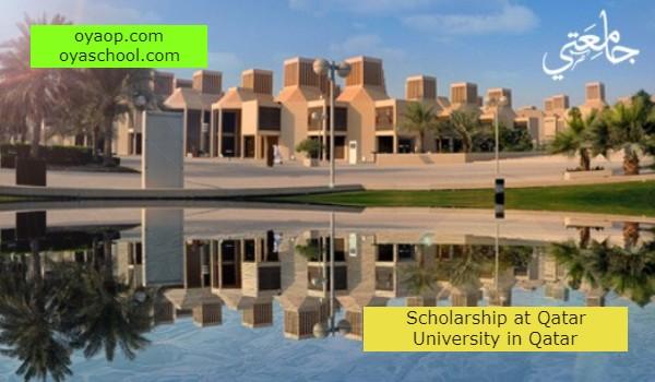 Scholarship at Qatar University in Qatar